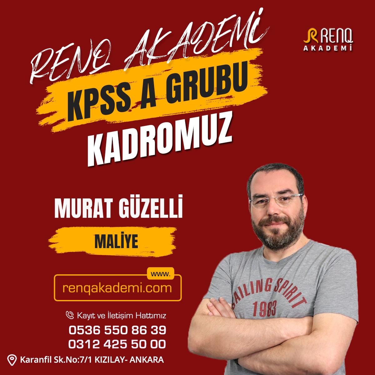Murat Güzelli - Kadro