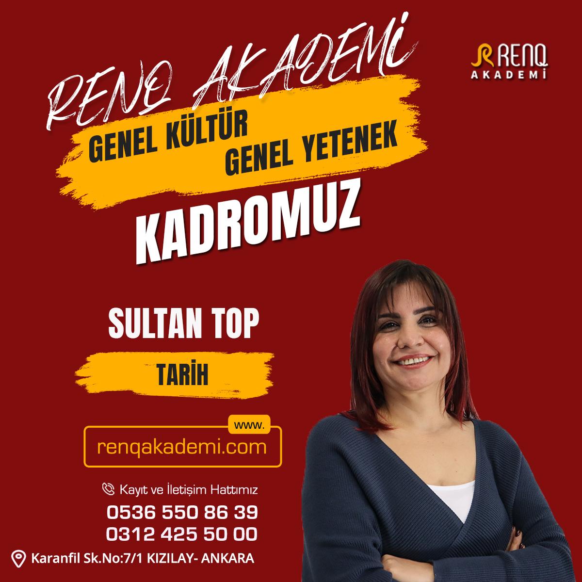 Sultan Top - Kadro